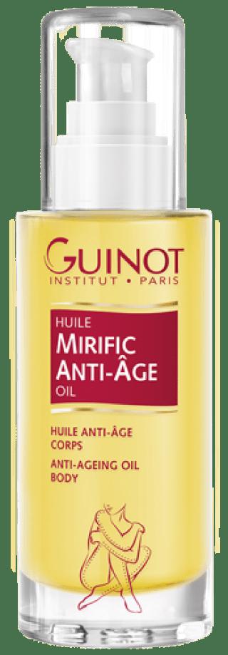 Huile mirific anti-âge