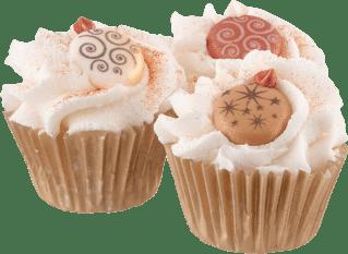 Mini Cupcake Champagne
