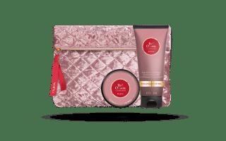 Red Queen extravagant chypre   Lait + Crème illuminante  005
