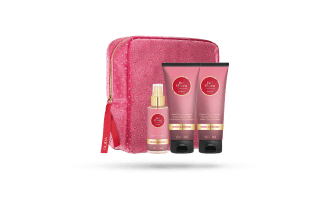 Red Queen Fresh Aldehydes  Lait + Crème + Eau de toilette 002