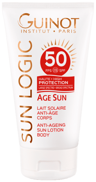 NEW LAIT SOLAIRE ANTI-AGE CORPS 50 SPF