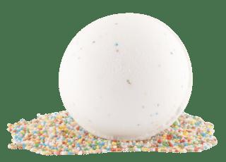 Bombe de bain Milky Milky