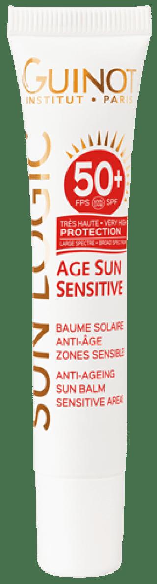 BAUME SOLAIRE AGE SUN SENSITIVE 50+