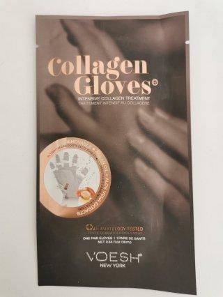 Collagen gloves menthe