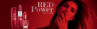 Red Power - Lipstick and Nail polish