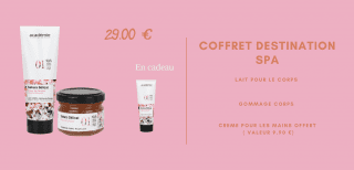 COFFRET DESTINATION SPA SAKURA DELICAT
