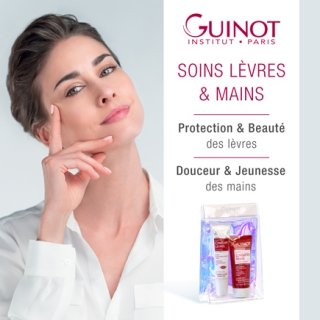 Trousse Confort Lèvres et Longue Vie Mains