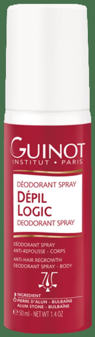 Depil logic déodorant spray