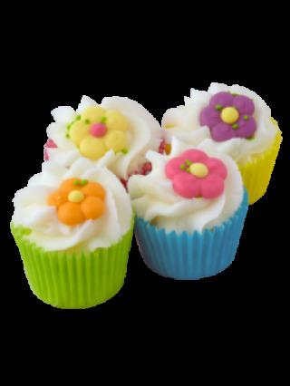 Mini cupcake Comme un Jardin